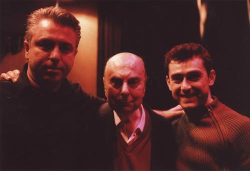 Γιώργος Κόρος, Αντρέας Παπάς, Γιώργος Μαρινάκης«Άλλη Όχθη», ένας τόπος συνάντησης εξαίρετων μουσικών