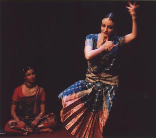 Ινδικοί χοροί