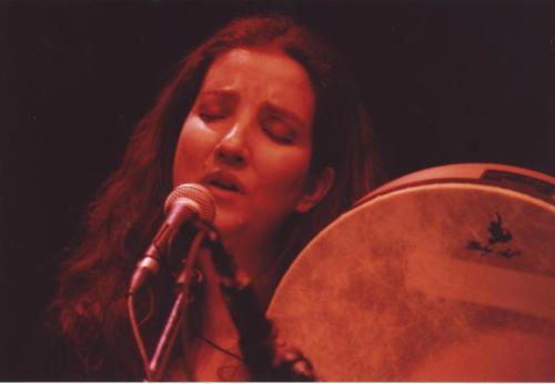 Κατερίνα Παπαδοπούλου, φωνή-κρουστά