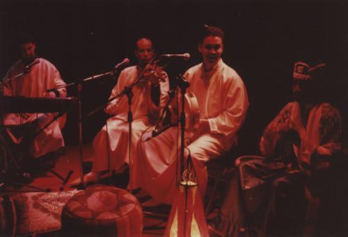 O'Marakes, συγκρότημα μαροκινών μεταναστών