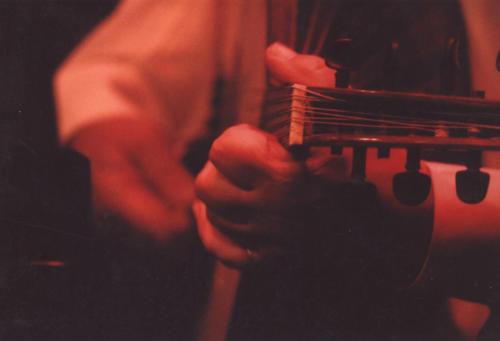 Νίκος ΣαραγούδαςΤο άγγιγμα της μουσικής